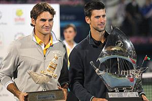 Roger Federer/Novak Djokovic