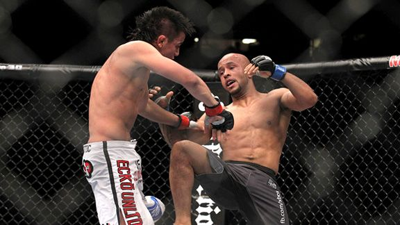 Demetrius Torres vs Miguel Johnson