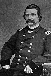 Union Army Major Gen. John A. Logan,