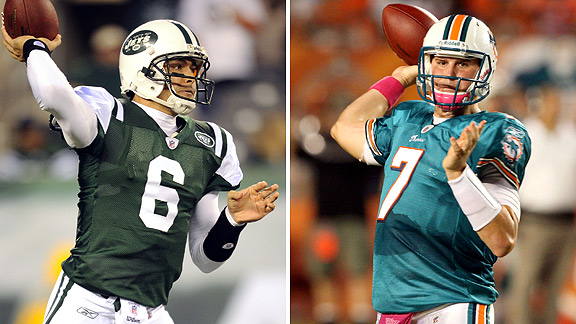 Mark Sanchez/Chad Henne