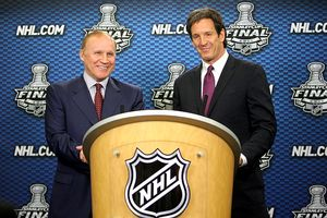 Colin Campbell and Brendan Shanahan
