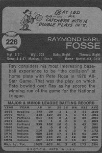 Fosse Card