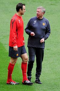 Ferguson & Berbatov