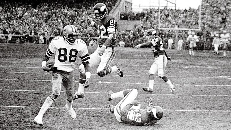 Cowboys-Vikings 1975