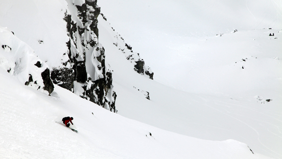 #3: Disease Ridge, Blackcomb, BC