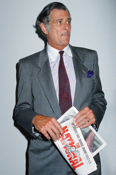 Frank Deford 