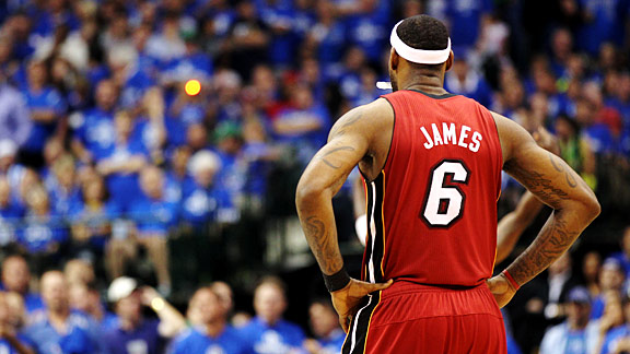 Will the Real LeBron James Please Show Up?