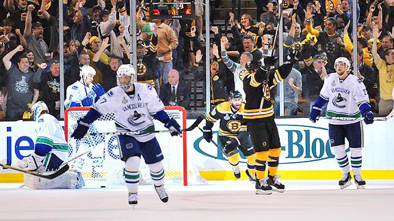 Bruins Celebration