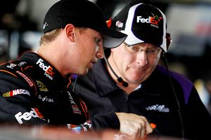 Denny Hamlin, Mike Ford