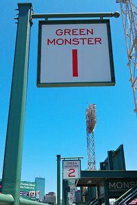 Monster Sign