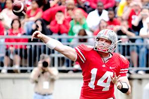 Ohio State's Joe Bauserman
