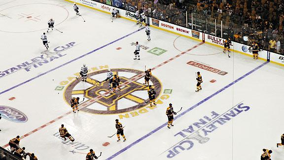 Bruins PreGame
