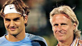 Roger Federer & Bjorn Borg