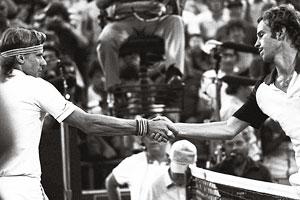 Bjorn Borg & John McEnroe