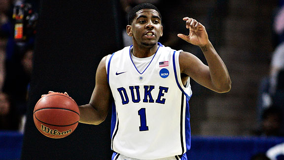 is kyrie irving a risky no 1 pick truehoop espn
