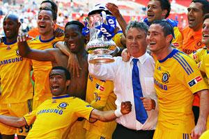 Hiddink & Chelsea