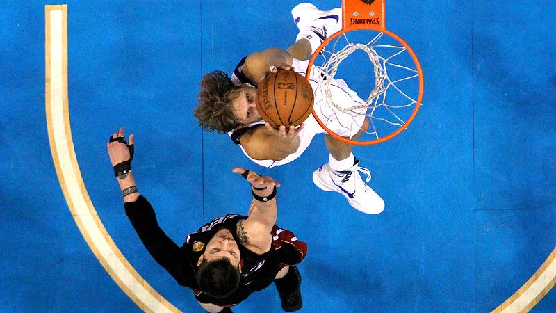 NBA Finals, Game 5: Mavs 112, Heat 103 - ESPN
