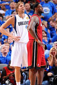 Dirk & LeBron