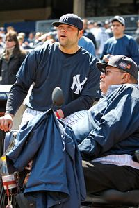 Harlan and Joba Chamberlain