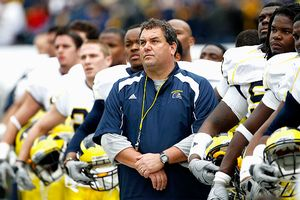 Brady Hoke and Team