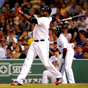 Boston's David Ortiz