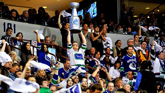 Why the Canucks are amazing