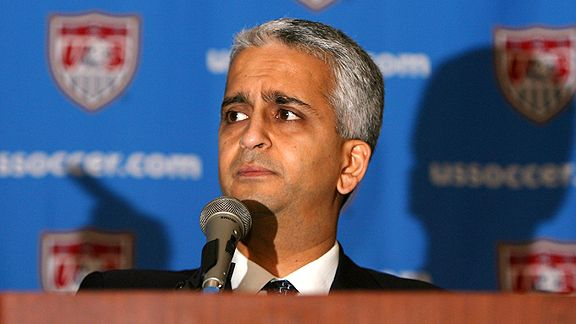 Sunil Gulati