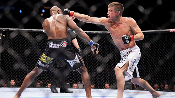 Sam Stout vs Yves Edwards