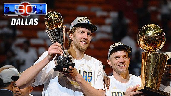 Dirk Nowitzki, Jason Kidd