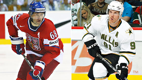 Jagr/Richards