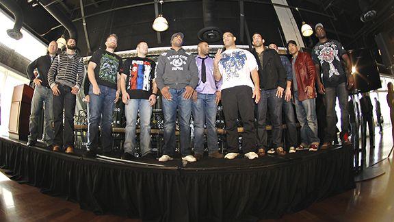 Strikeforce Heavyweights