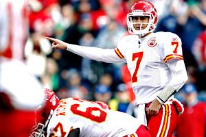 Kansas City's Matt Cassel