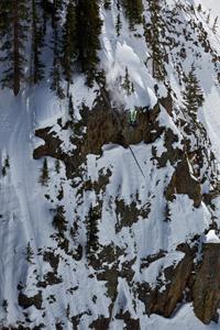 Alex Prochazka's 80-foot backflip during Cold Rush at Silverton this spring.