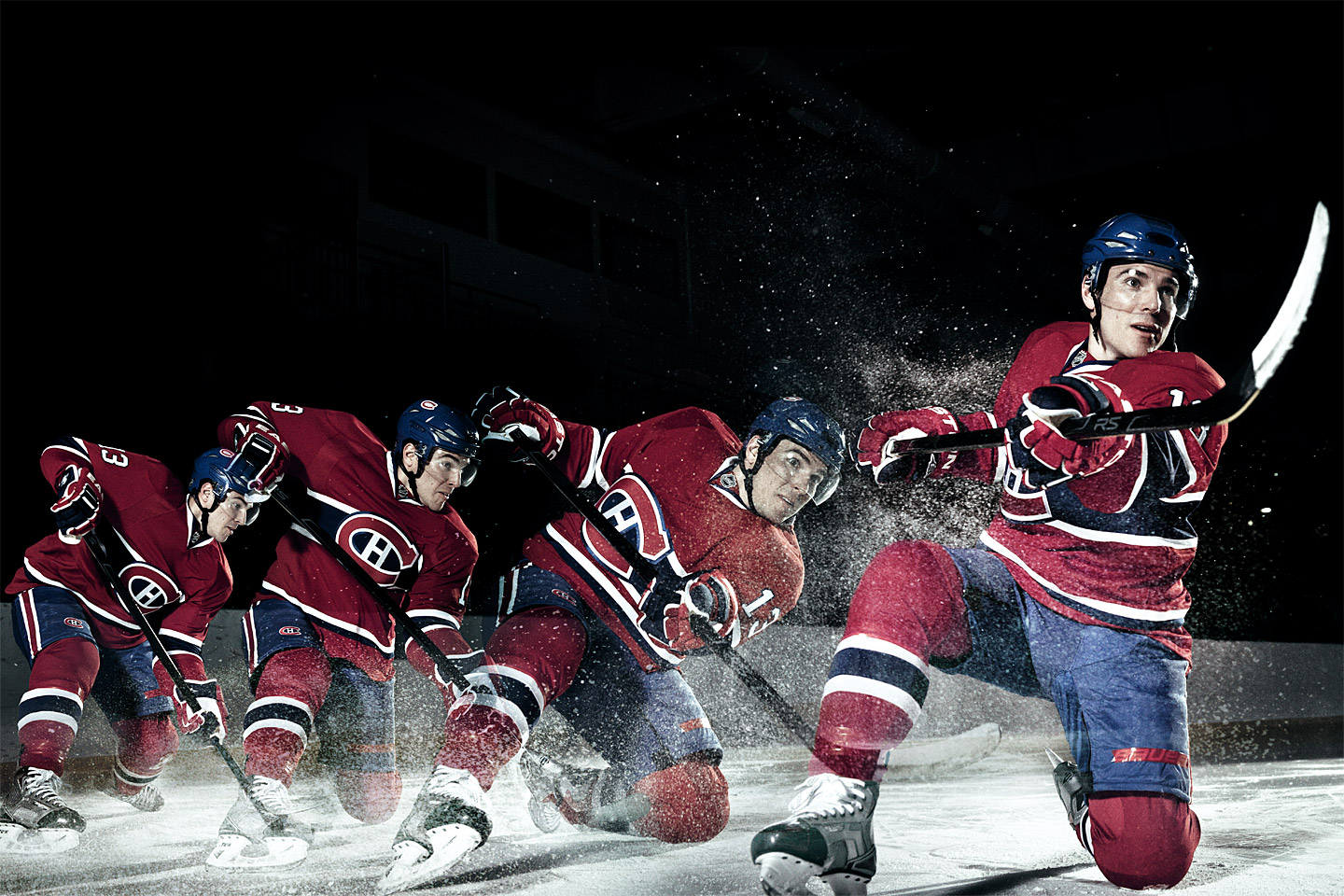 Best mechanics in sports: Snap shot by Mike Cammalleri, Montreal Canadiens