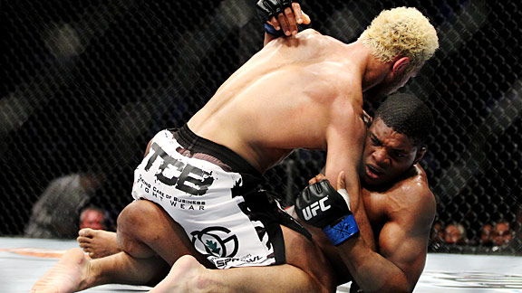 Josh Koscheck & Paul Daley