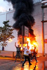 Vancouver Riots