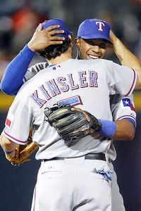 Elvis Andrus and Ian Kinsler