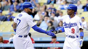 Matt Kemp and Dee Gordon