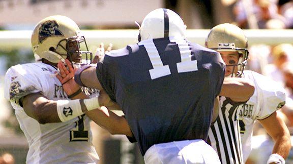 Penn State and Pitt