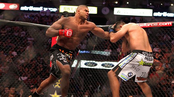 Alistair Overeem vs Fabricio Werdum