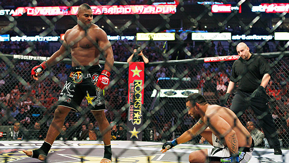 Overeem/Werdum