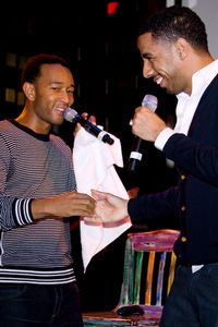 John Legend, Ryan Leslie