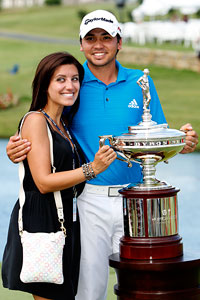 Ellie & Jason Day