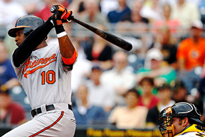 Baltimore's Adam Jones