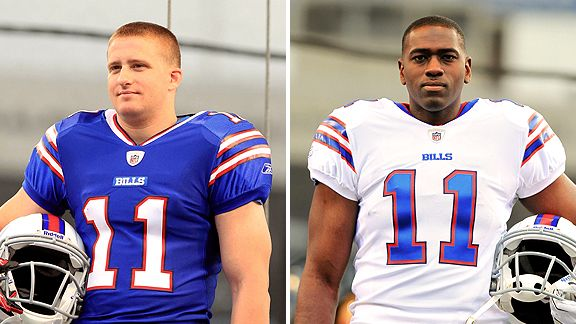 Buffalo Bills Uniforms
