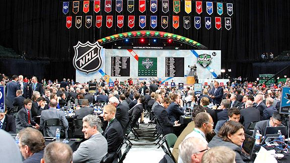 nhl g draft floor b1 576 A Complete Mock Draft for the Montreal Canadiens