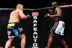 Cheick Kongo, Pat Barry 