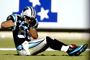 Carolina's Steve Smith