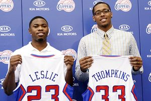 Travis Leslie, Trey Thompkins