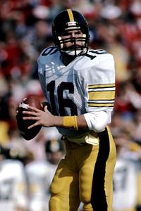 Iowa's Chuck Long
